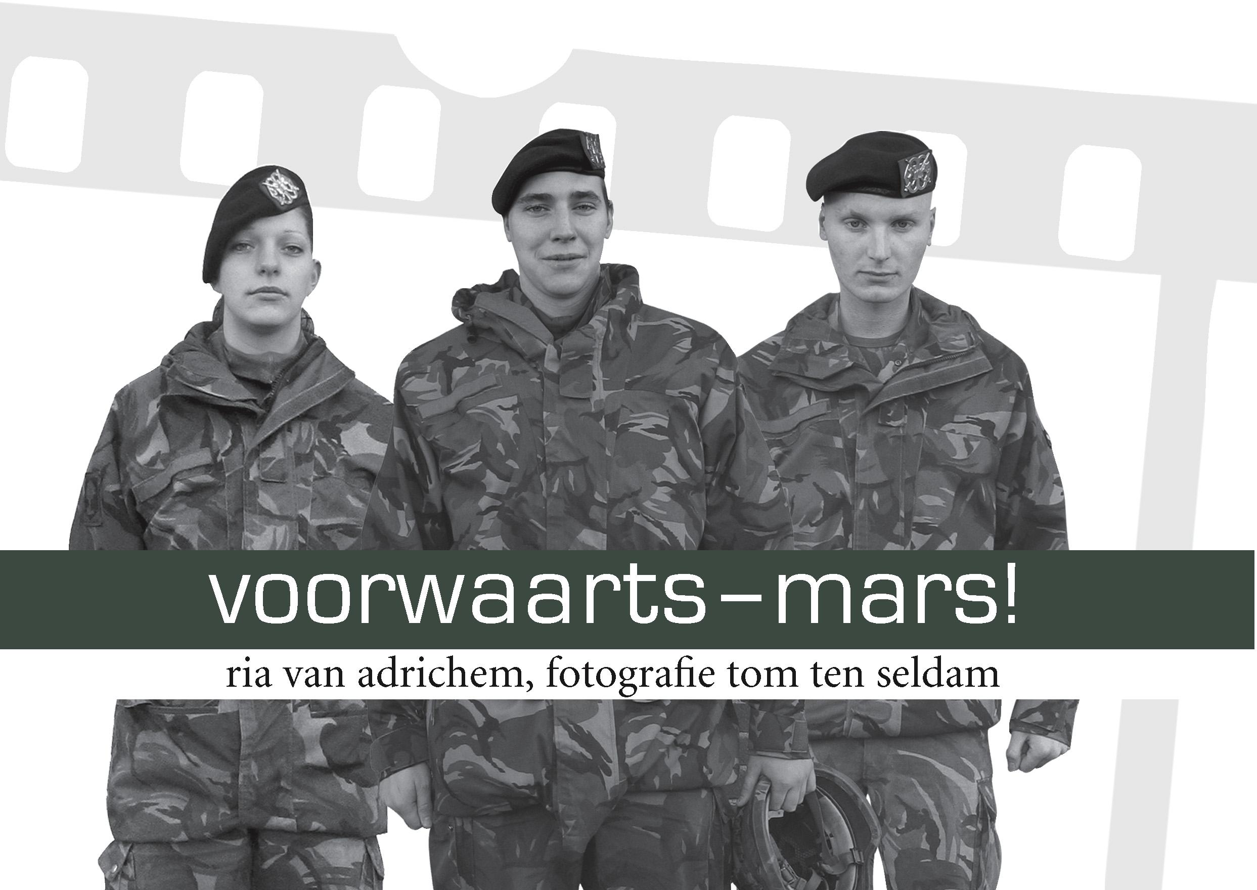 Voorwaarts-mars!