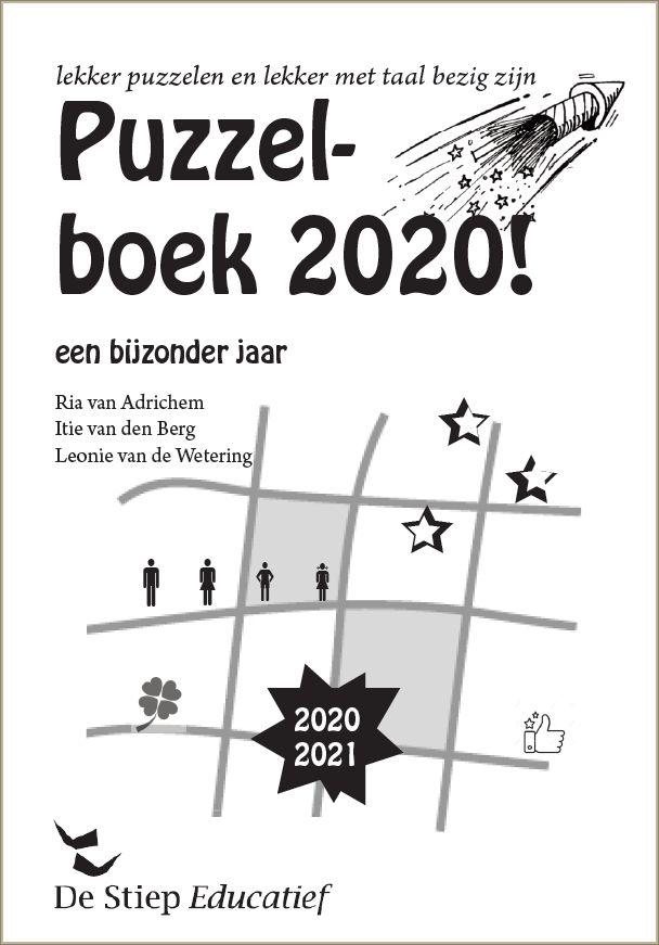 Puzzelboek 2020